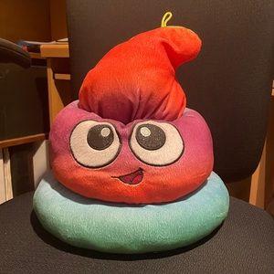 Rainbow Poop Emoji Hat 💩